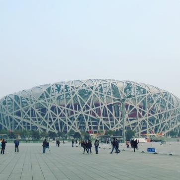 Beijing National Stadium (Bird Nest): Herzog & de Meuron