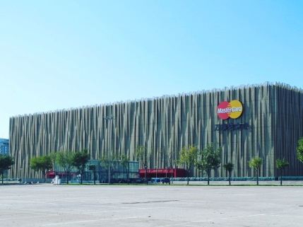 LeSports Center (originally Beijing Wukesong Culture & Sports Center): Gu Yonghui