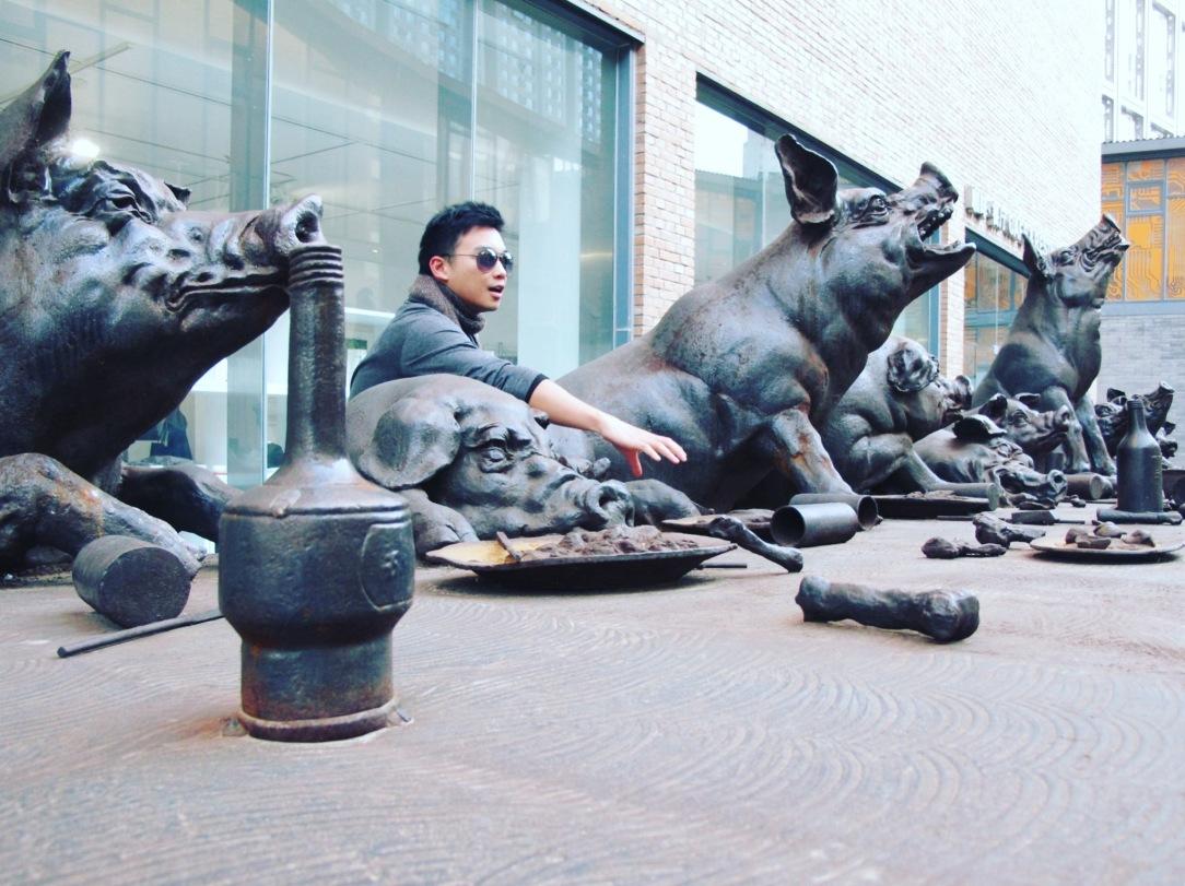 Beijing Art Museum - 4