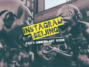 Instagram :Beijing Modern ArtScene