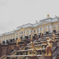 Peterhof - Samson Fountain