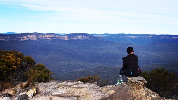 The Blue Mountains was named for a reason - Do you know why the Blue Mountains are blue?