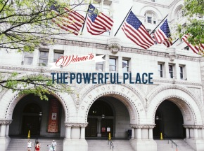 The Powerful Place,DC