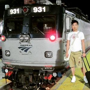 Washington DC Amtrak