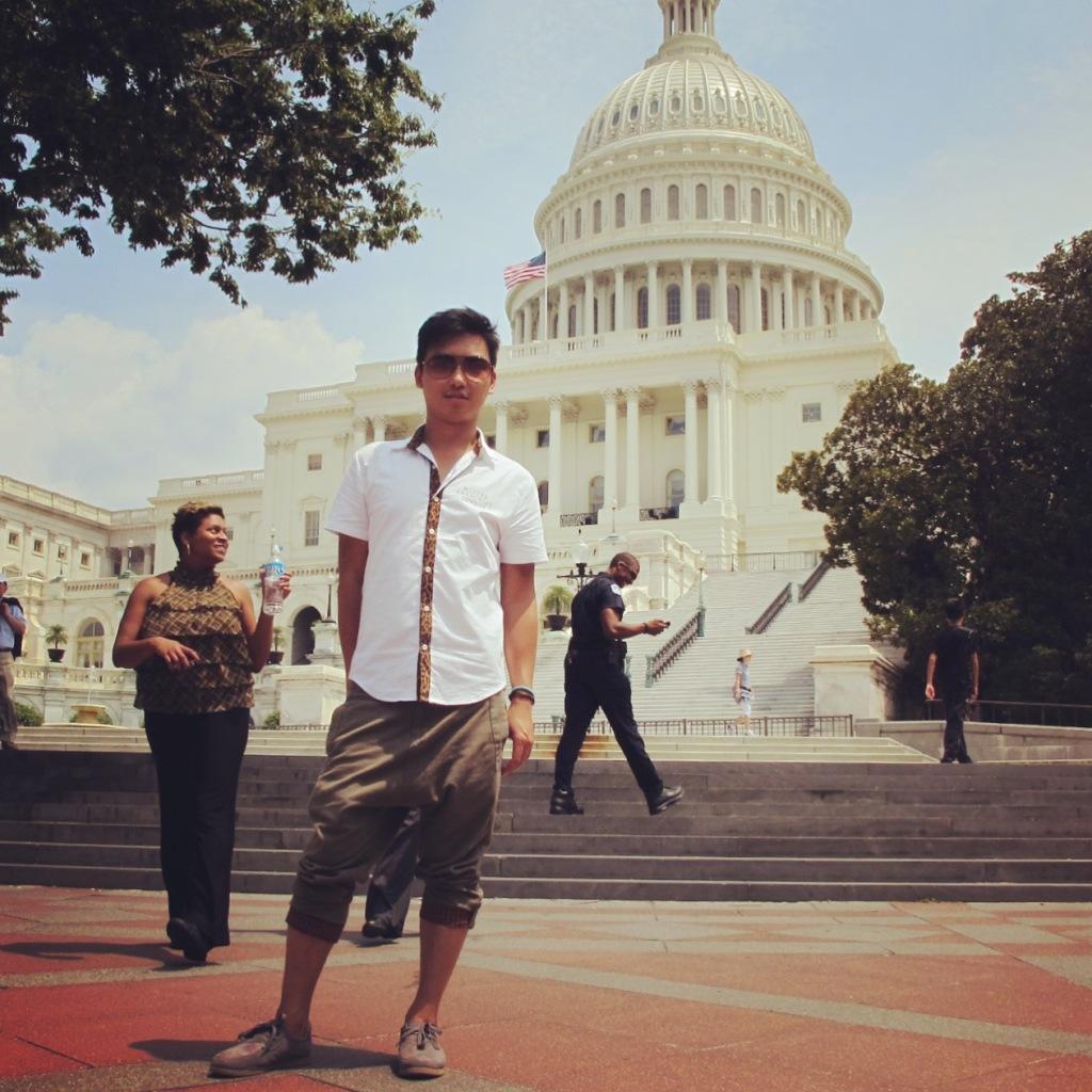 Washington DC Capitol - 1