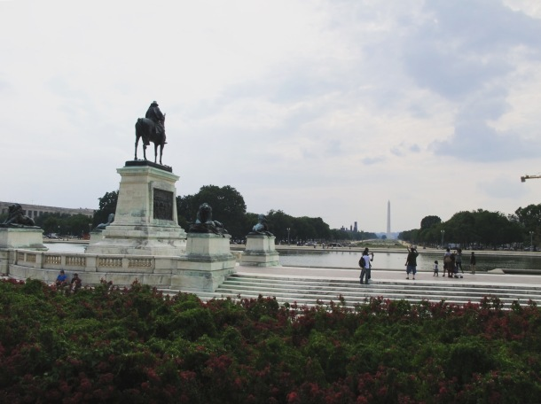 Washington DC The Mall