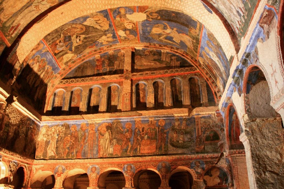 Cappadocia - Dark Church