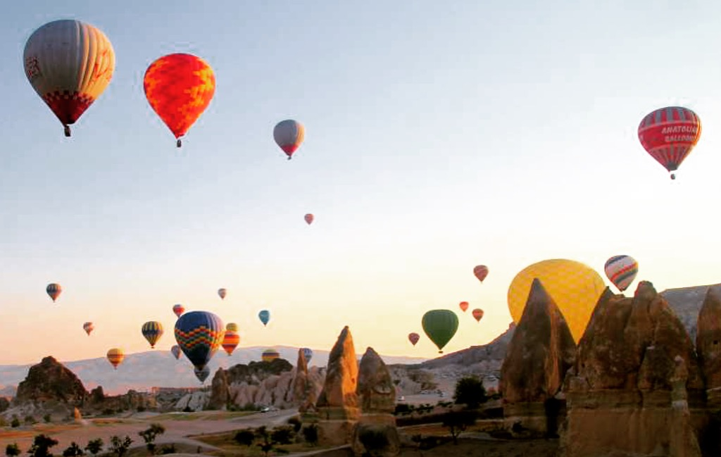 Cappadocia - hot Air Balloon.JPG