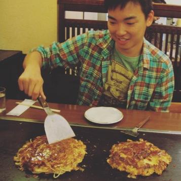 Osaka - Okonomiyaki