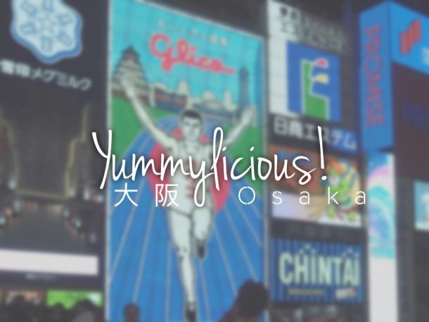 Yummylicious! Osaka! Cover