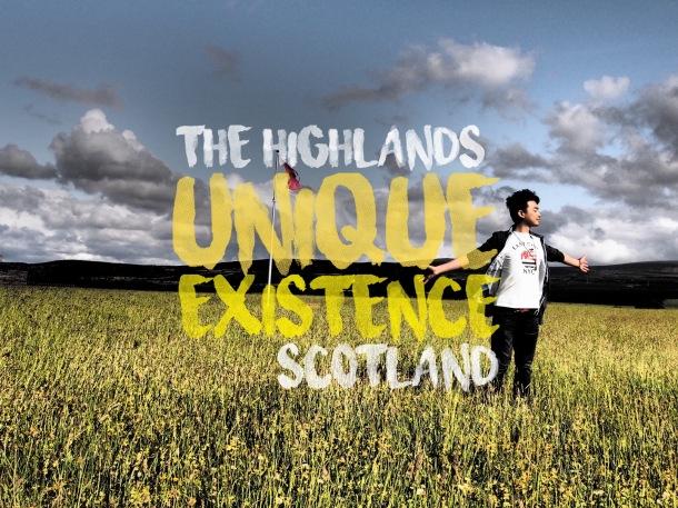 Scotland - Highlands (Cover)