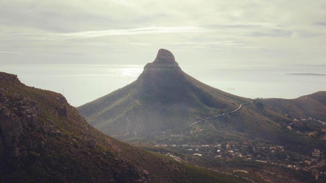 Cape Town Table Mountain Lion's Head