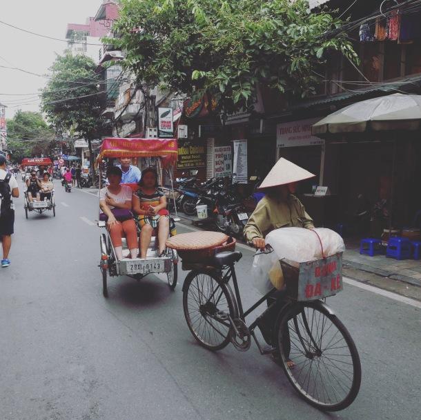 Hanoi #3 Cyclo