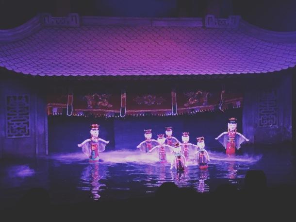 Hanoi #3 Water Puppet Show