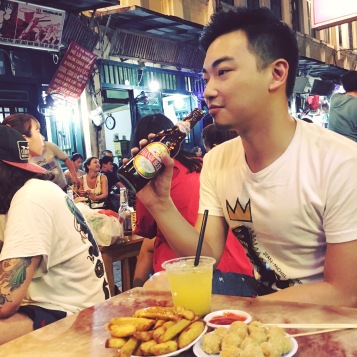 Hanoi #6 Old Quarter at Night (2)