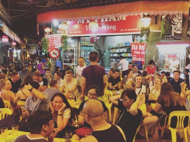 Hanoi #6 Old Quarter at Night (6)