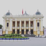 Hanoi #7 Hanoi Opera House