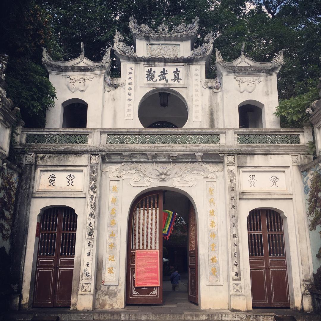 Hanoi #7 Quán Thánh Temple