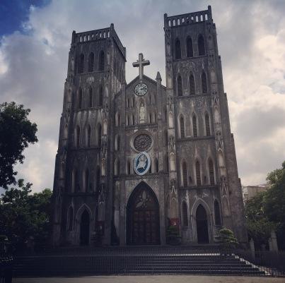 Hanoi #7 Saint Joseph_s cathedral