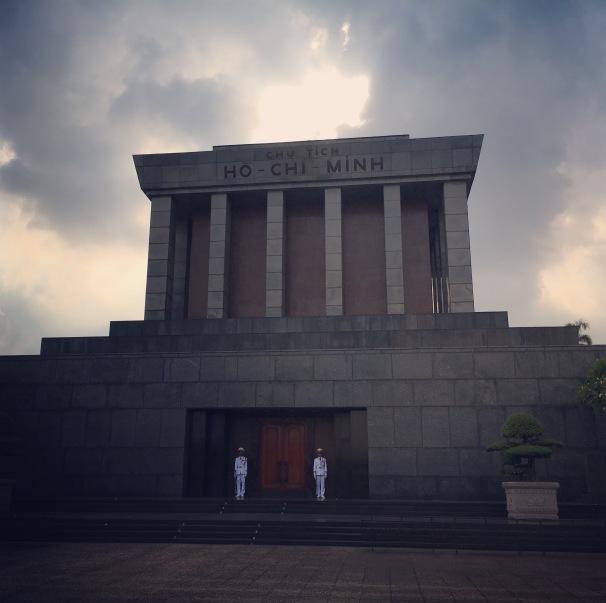 Hanoi #8 Ho Chi Minh Mausoleum
