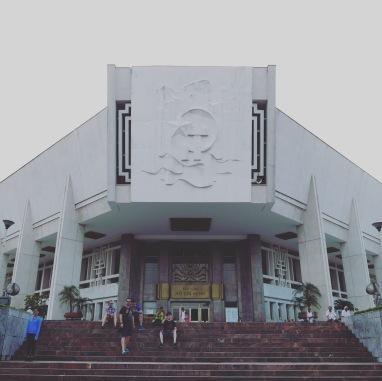 Hanoit #8 Ho Chi Ming Museum
