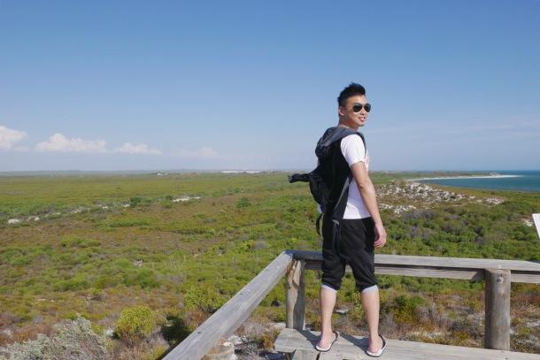 Hansen Bay Lookout 1