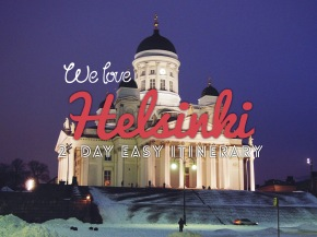 A 2-day Winter Itinerary in Helsinki