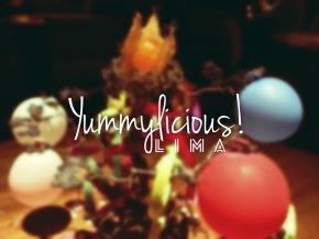 Yummylicious! Lima!