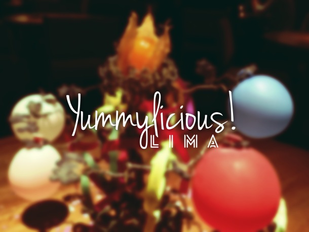 Yummylicious Lima - Cover