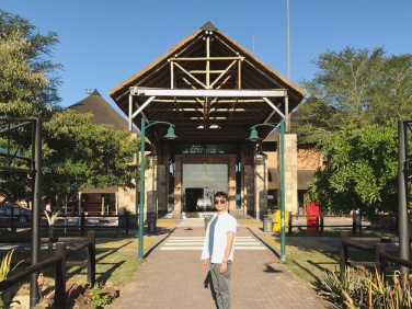 South Africa, Kruger - Kruger Mpumalanga International Airport 1