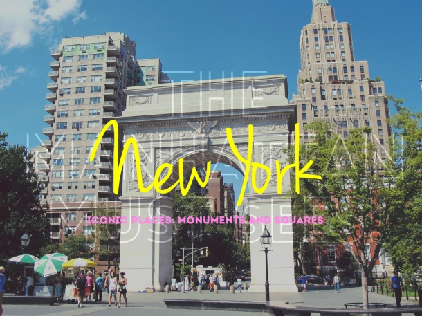 New York Squares - Cover