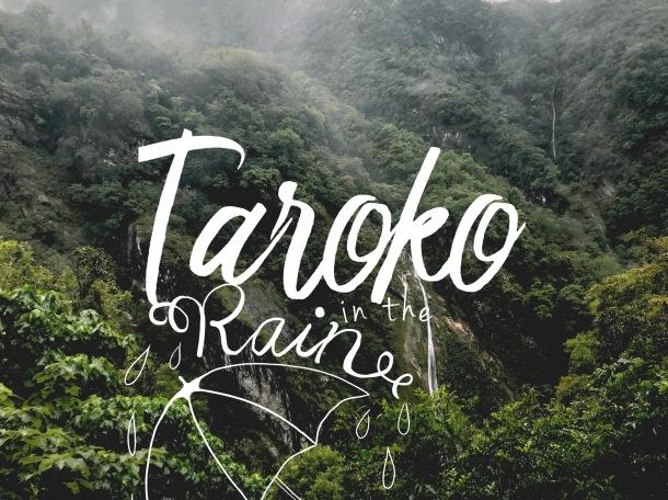 Taroko Gorge - Cover