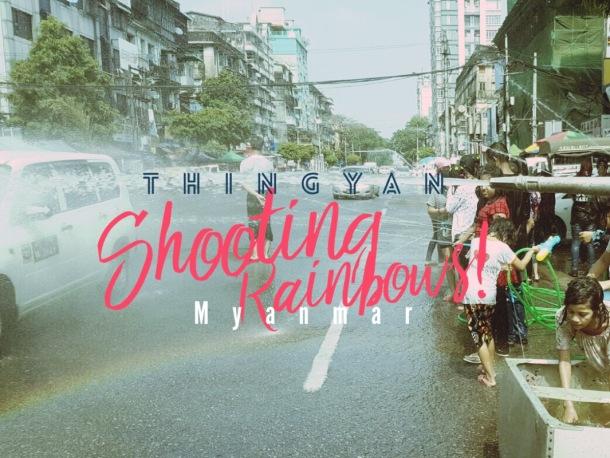 #154 Yangon Thingyan Cover