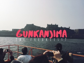 The Freakiest? Gunkanjima.