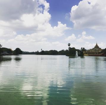Yangon Thingyan, Myanmar 12