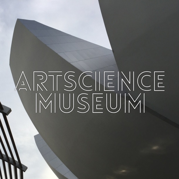Singapore - ArtScience Museum (1)