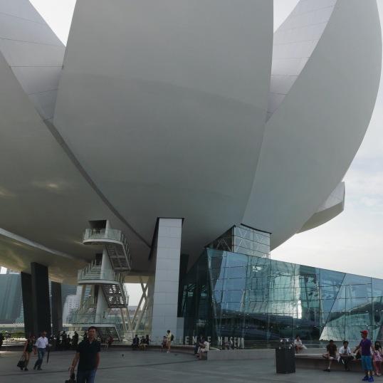 Singapore - ArtScience Museum (2)