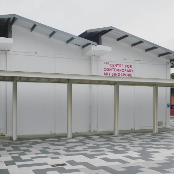 Singapore - Gillman Barracks (2)