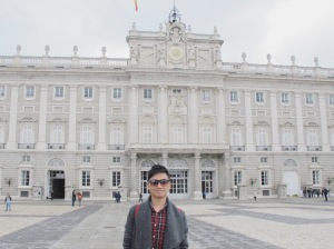Royal Palace of Madrid 2