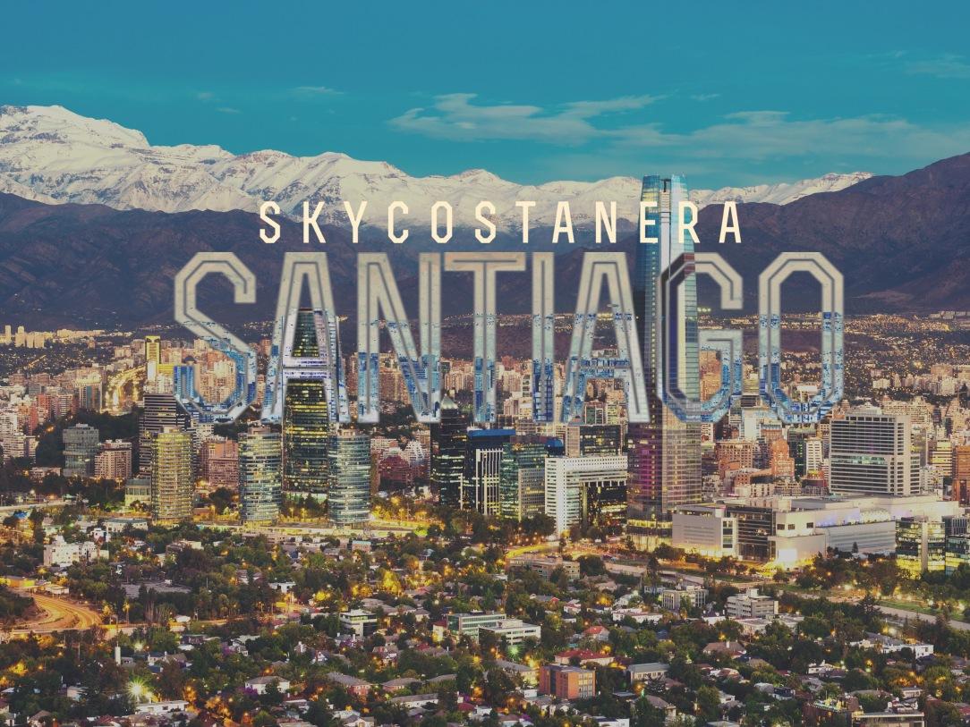 Santiago, Chile, Sky Costanera