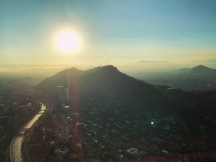 The view of Santiago - 7