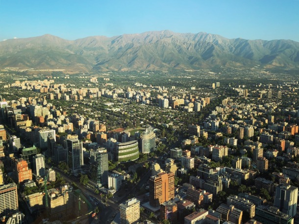 The view of Santiago - 8