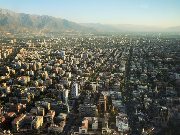 The view of Santiago - 9