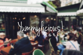 Yummylicious! Paris!