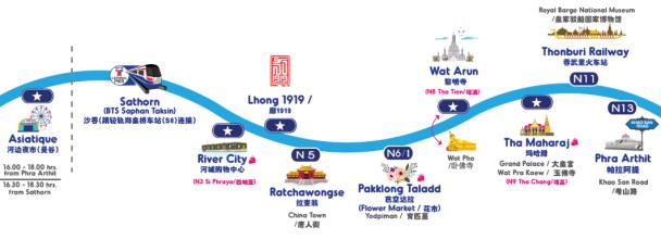 #170 Bangkok - Map