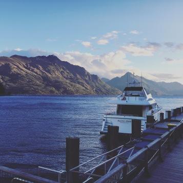 Queenstown #Lake Wakatipu 1