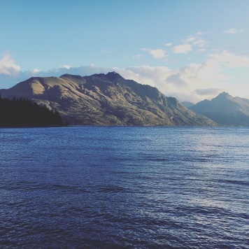 Queenstown #Lake Wakatipu 3
