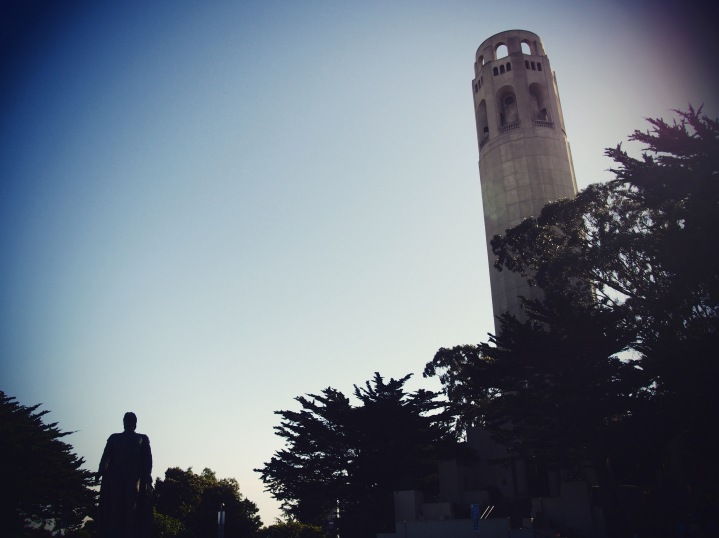 Coit Tower, 49 Mile Drive, San Francisco