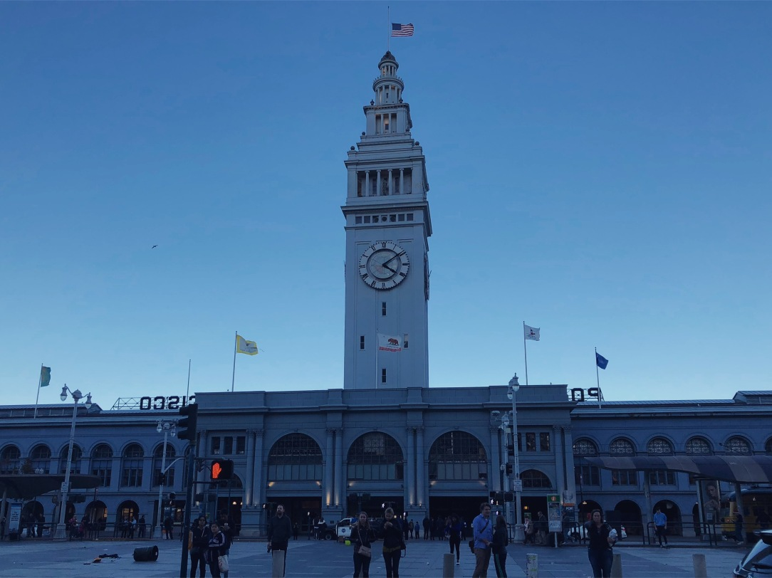 49 Mile Drive - Ferry Building