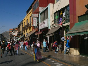 China Town, Lima, Peru - A 3-Day Itinerary that covers Lima's (the Capital of Peru) historic old town, Miraflores district, the nearby neighborhoods, and some incredible fine dining experience.